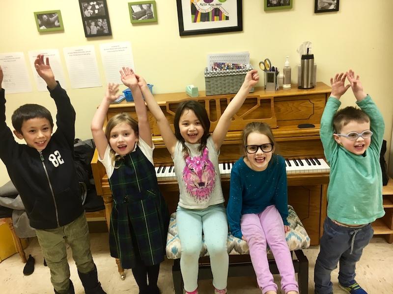 Become Certified Suzuki Piano Teacher