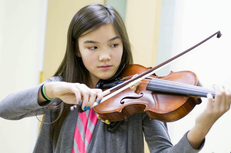 Suzuki viola